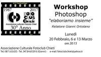 Workshop e Photoshop