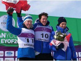 Zazzaro terzo sul podio in Turchia