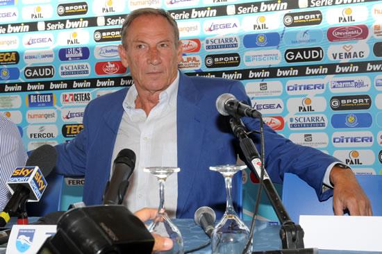 Pescara: Zeman per il miracolo