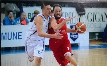 basket derby Ortona-Amatori