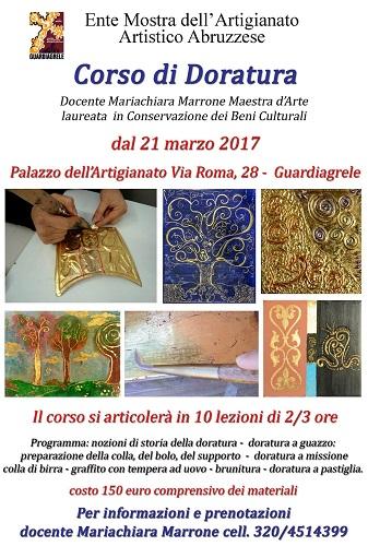 corso_doratura_guardiagrele_locandina