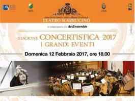 nuova stagione concertistica 2017 a Chieti manifesto