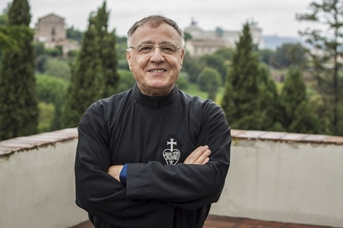 padre Ciro BENEDETTINI, nuovo direttore de L'Eco di san Gabriele