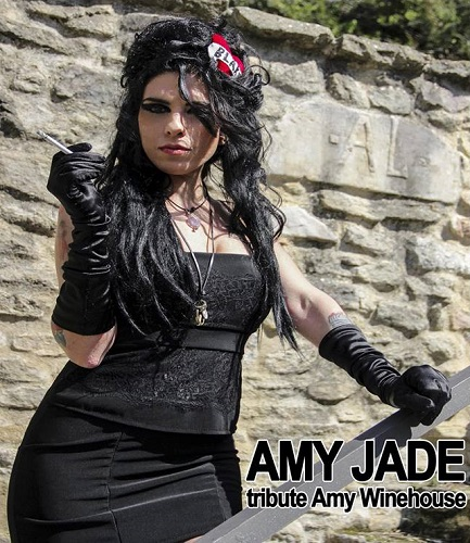 Amy Jade tribute Amy Winehouse
