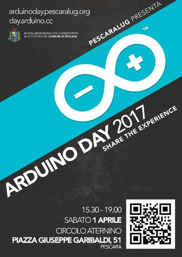 Arduino Day 2017 a Pescara