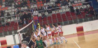 CO.GE.D Pallavolo Teatina – Dannunziana Pescara 3-0