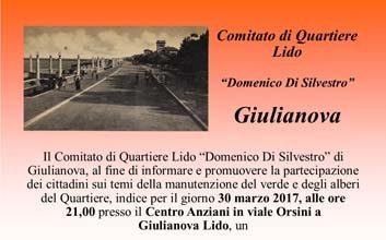 Domenico Di Silvestro dibattito pubblico manifesto
