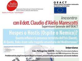 flussi migratori, incontro a Pescara