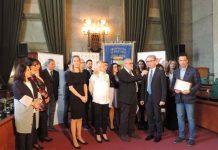 Foto gruppo Fisioter con Castignani