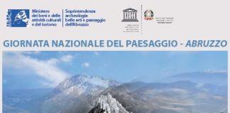Giornata del Paesaggio - Abruzzo