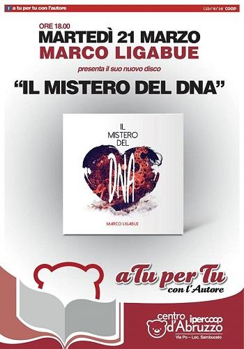 Il mistero del DNA - Marco Ligabue