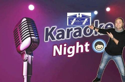 Karaoke night Siren's