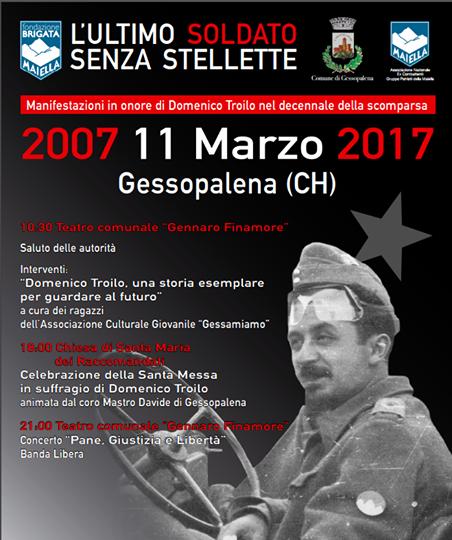 L'ULTIMO SOLDATO SENZA STELLETTE