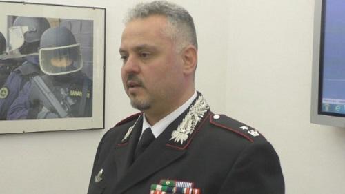 Maggiore Federico Maria Guglielmo Fazio
