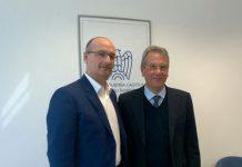 Marco Fracassi e Antonio Sutti.