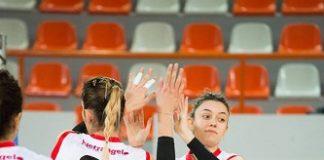 Michela Romano volley