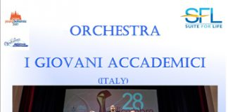 Orchestra I GIOVANI ACCADEMICI a Praga