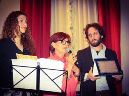 Peppe Millanta - Premiazione Alda Merini
