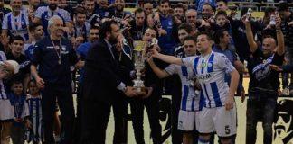 Pescara C5 vince la Coppa Italia 2017