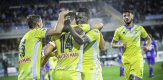 Pescara-Sampdoria gol di Campagnaro gara di andata