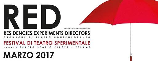 Red Festival di Teatro Sperimentale 2017