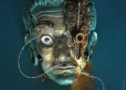 Salvador Dali 1 by Ranya Art