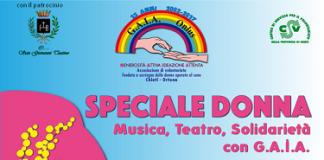 Speciale Donna GAIA a Sambuceto