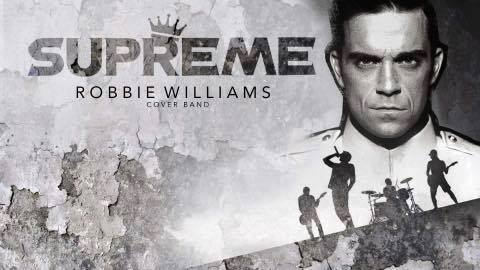 Supreme Robbie Williams cover band