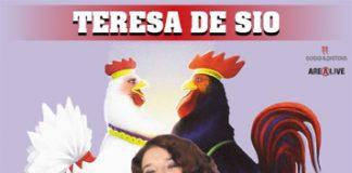 Teresa De Sio concerto Sulmona