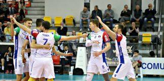 Volley, Sieco Service Impavida Ortona-Centrale del latte Mc Donald's Brescia 3-0