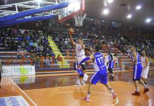 basket Amatori-Matera