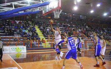 basket Amatori-Matera