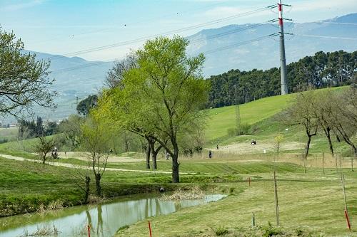 campo golf Brecciarola