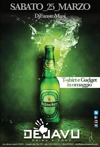 festa Heineken Dejavu Sant'Egidio alla Vibrata