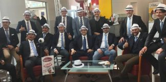 gruppo Universal al Saral Food 2017