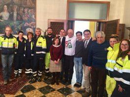 kit di protezione civile per le popolazioni colpite dalle calamità