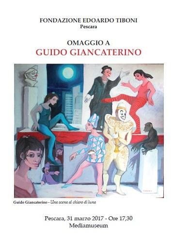 omaggio a Guido Giancaterino