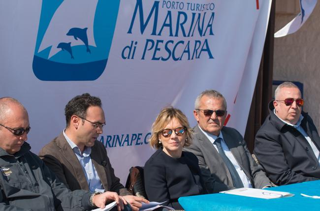 presentazione V Challenge Trophy Marina di Pescara