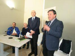 presentazione candidato sindaco ortona Peppino Polidori