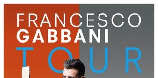 Francesco Gabbani in concerto a Pescara