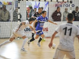 AcquaeSapone Unigross-Kaos Futsal 1-1