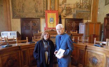 Antonia con Filippo Fabrizi