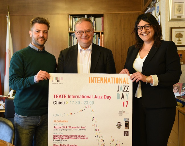 A Chieti l'International Jazz Day, il programma completo [VIDEO]