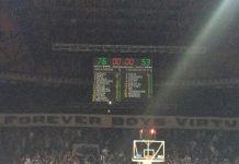 Basket, Virtus Bologna-Roseto 76-53