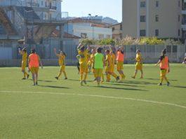 Calcio femminile, La Saponeria Pescara-Godige 3-0
