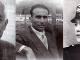 Enzo Coticchia, Ernesto D'Ilario e Dino Celommi