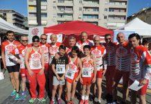 Foto squadra Fidas a Vivicittà
