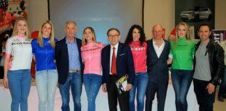 Giro d'Italia femminile - la presentazione