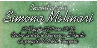 Incontro formativo con Simona Molinari