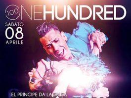 Johnny Vasquez Y su Impero Azteca al One Hundred